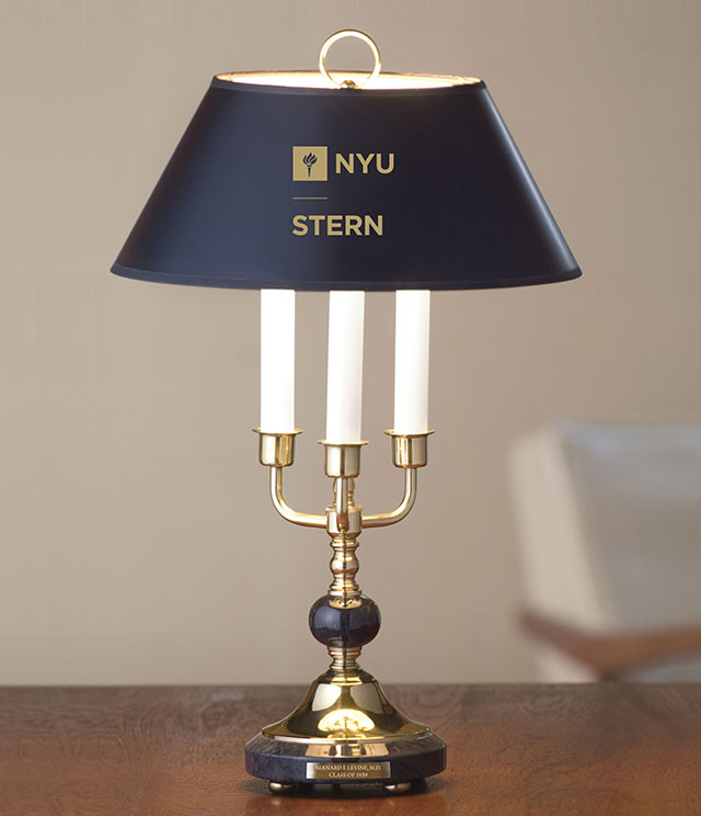 NYU Stern Home Furnishings - Clocks, Lamps and more - Only at M.LaHart