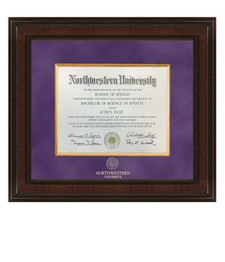 Northwestern - Frames & Desk Accessories