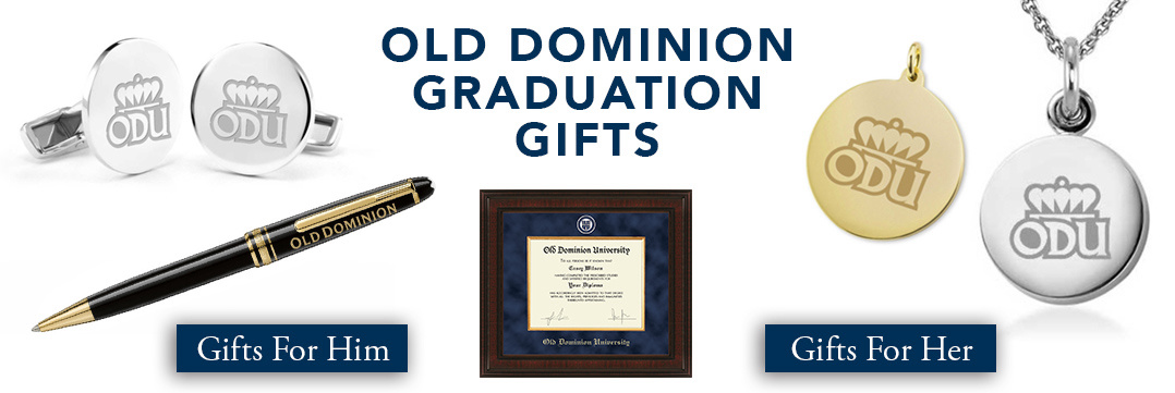 Old Dominion Graduation Gifts for Her and for Him