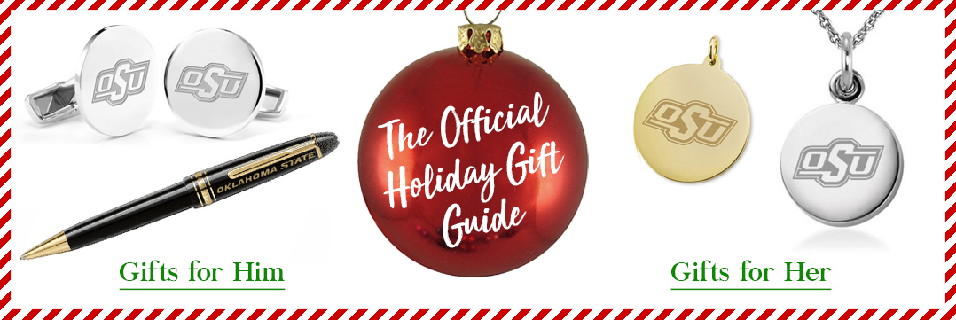 The Official Holiday Gift Guide for Oklahoma State University