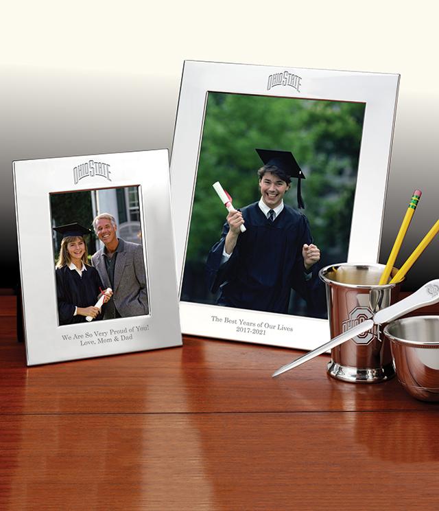 Ohio State Picture Frames and Desk Accessories