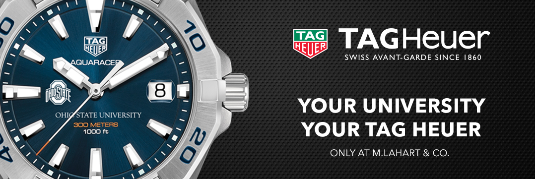Ohio State TAG Heuer Watches - Only at M.LaHart