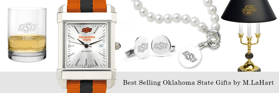 Oklahoma State Best Selling Gifts - Only at M.LaHart