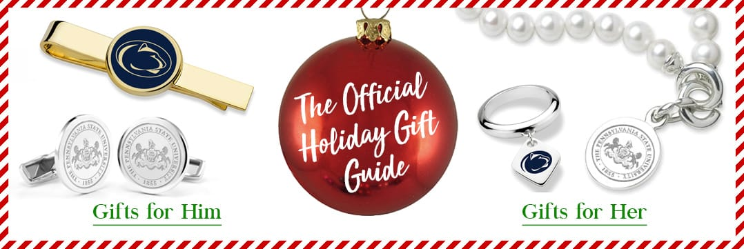 The Official Holiday Gift Guide for Penn State