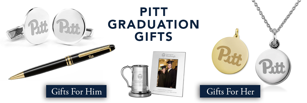 Pitt Graduation Gifts for Her and for Him