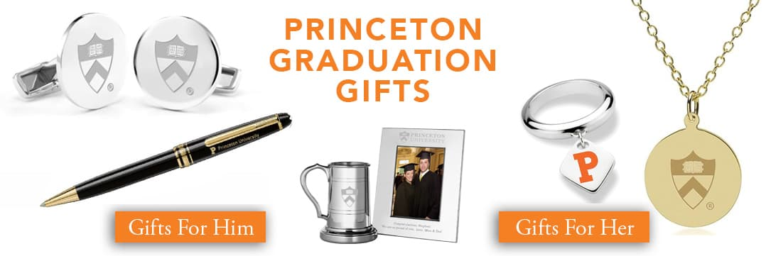 Princeton Graduation Gifts for Her and for Him