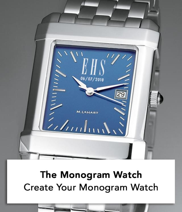 The Private Collection - Monogram Watches