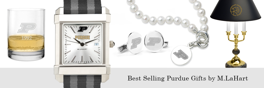 Purdue University Best Selling Gifts - Only at M.LaHart