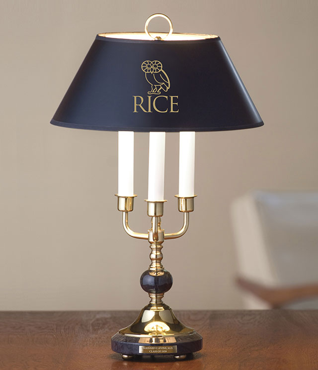 Rice University - Home Furnishings