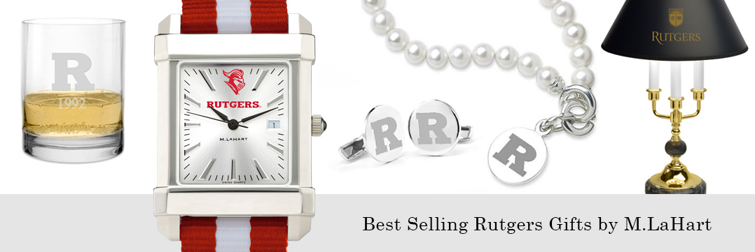 Rutgers Best Selling Gifts - Only at M.LaHart