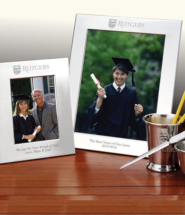 Rutgers - Frames & Desk Accessories