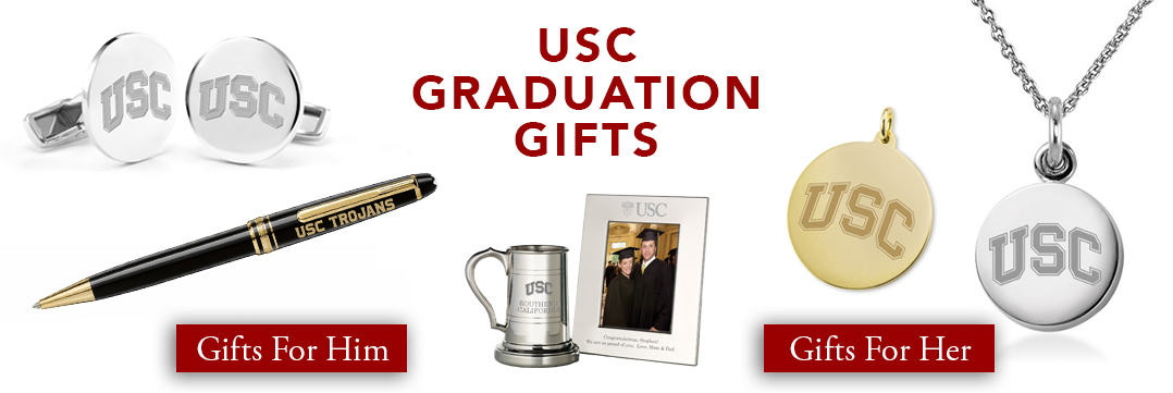 USC Graduation Gifts for Her and for Him