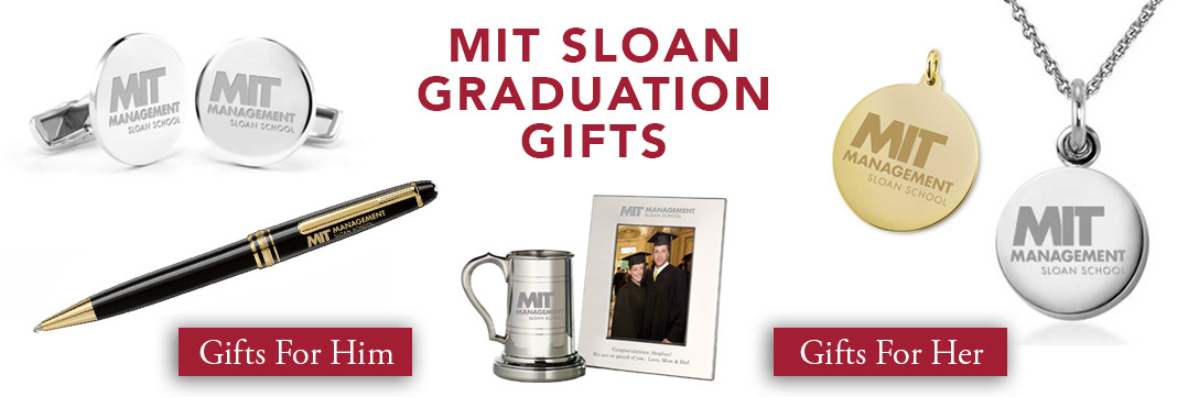 MIT Sloan Graduation Gifts for Her and for Him