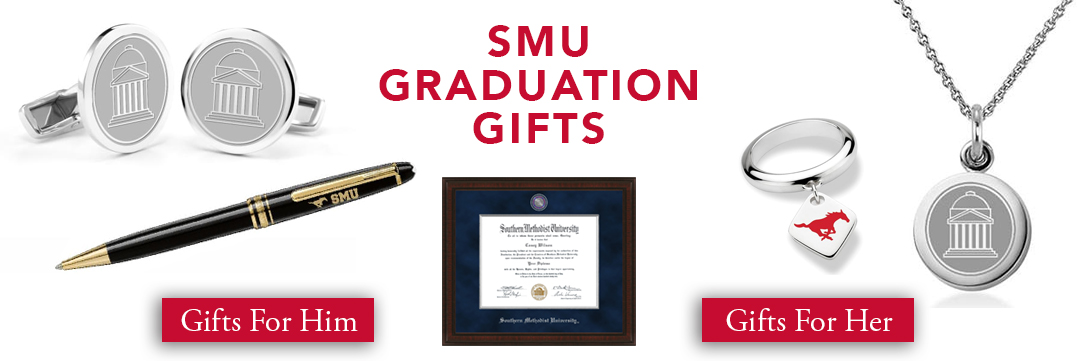 SMU Graduation Gifts for Her and for Him