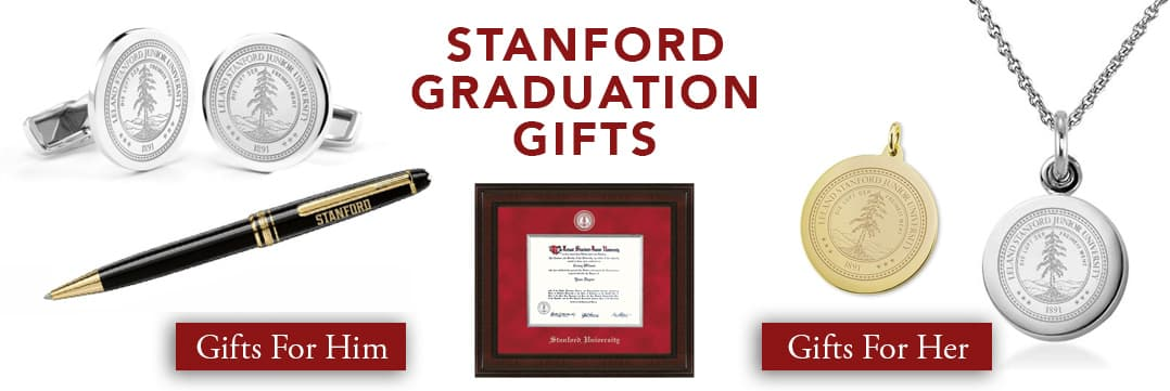 Stanford Graduation Gifts for Her and for Him