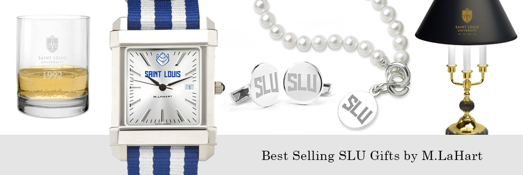 Best selling Saint Louis University watches and fine gifts at M.LaHart