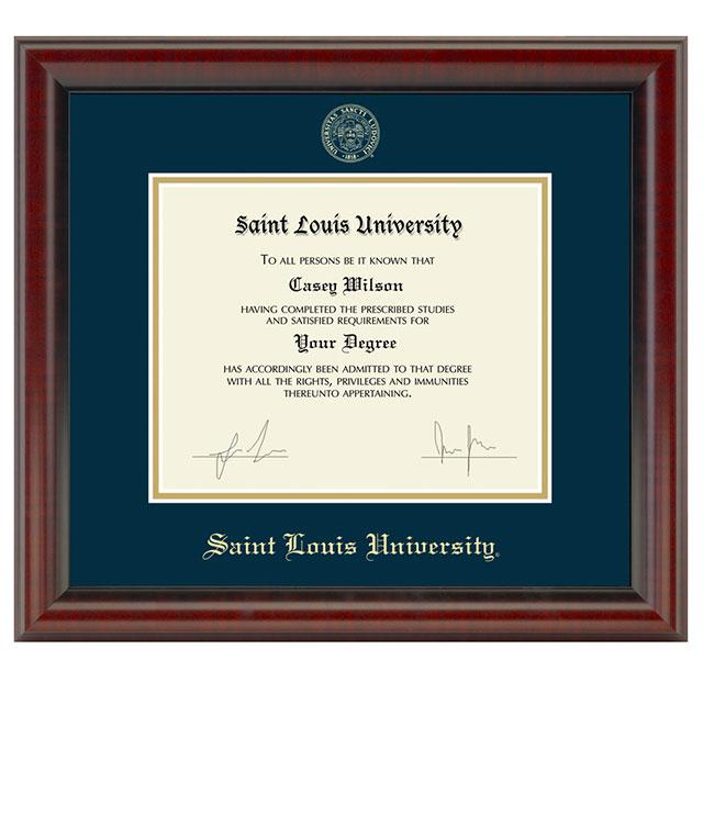 Saint Louis University - Frames & Desk Accessories