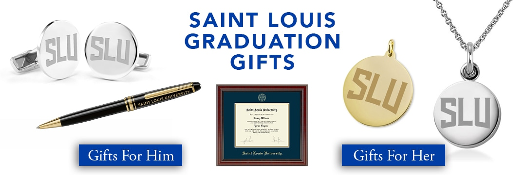 Saint Louis University Graduation Gifts for Her and for Him