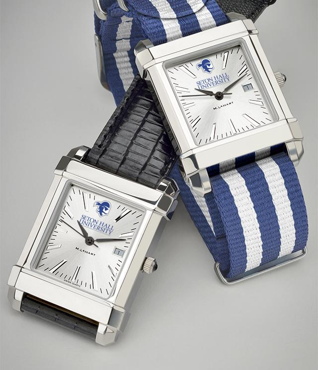 Seton Hall University Men's Watches. TAG Heuer, MOVADO, M.LaHart