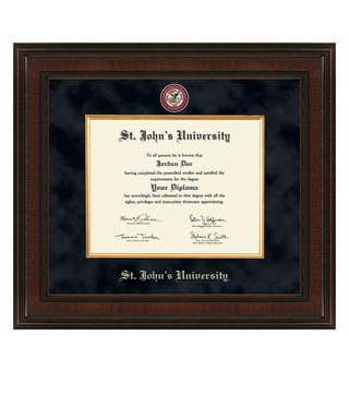 St. John's University - Frames & Desk Accessories