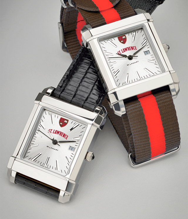 St. Lawrence University Men's Watches. TAG Heuer, MOVADO, M.LaHart