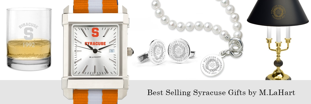 Best selling Syracuse watches and fine gifts at M.LaHart