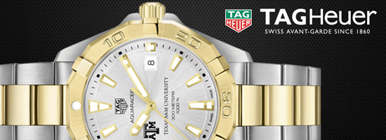 Official Tag Heuer Watches for Your University