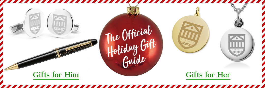 The Official Holiday Gift Guide for Tuck