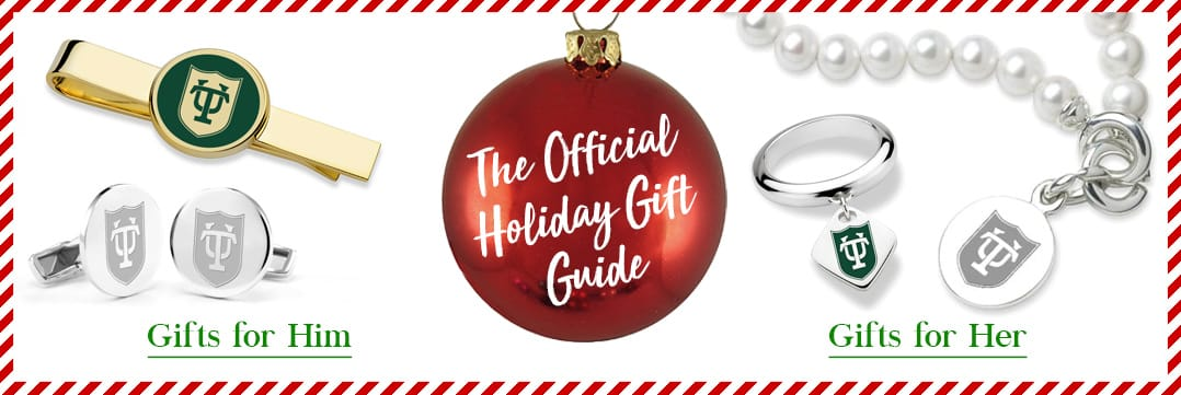 The Official Holiday Gift Guide for Tulane University
