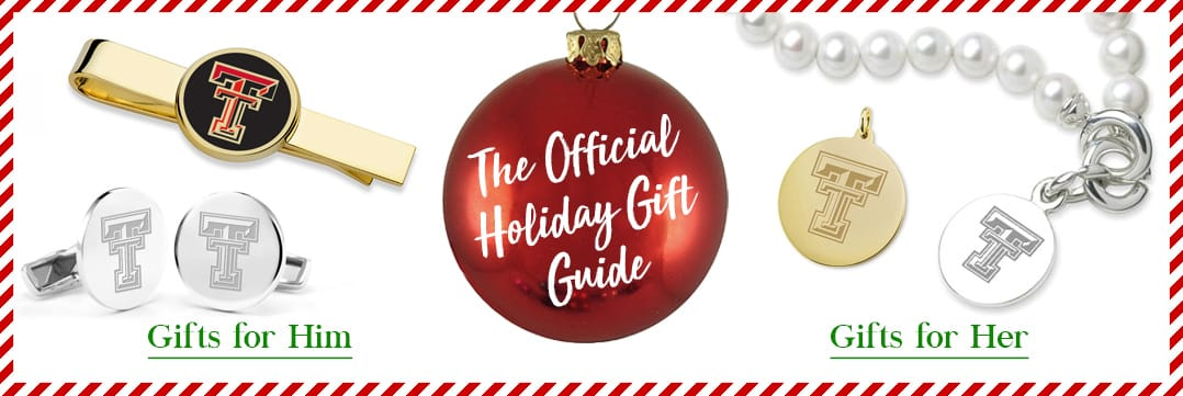 The Official Holiday Gift Guide for Texas Tech