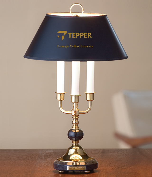 Tepper School of Business Home Furnishings - Clocks, Lamps and more - Only at M.LaHart