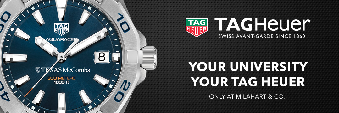 Texas McCombs TAG Heuer Watches - Only at M.LaHart