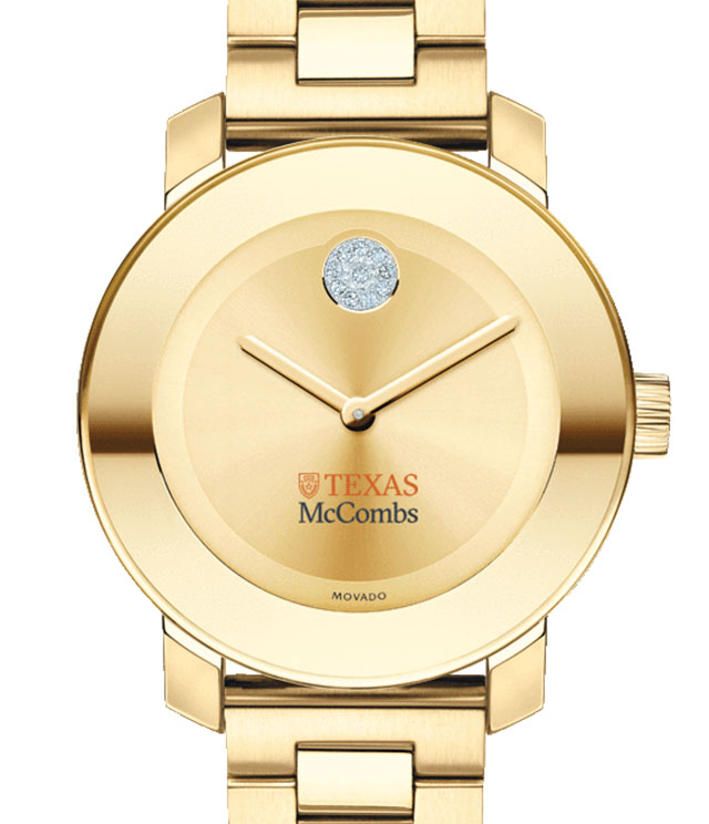 Texas McCombs Women's Watches. TAG Heuer, MOVADO, M.LaHart
