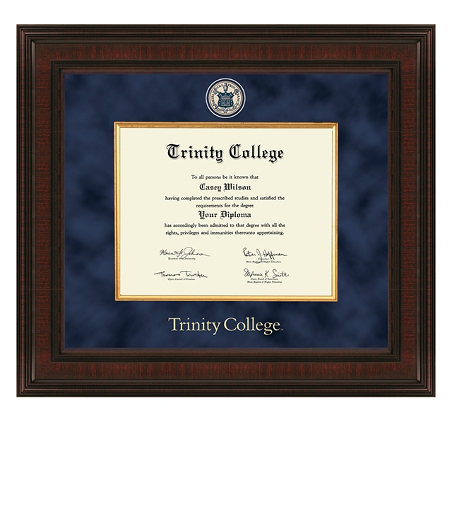 Trinity College - Frames & Desk Accessories