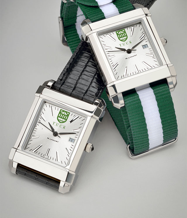 Tuck School of Business Men's Watches. TAG Heuer, MOVADO, M.LaHart