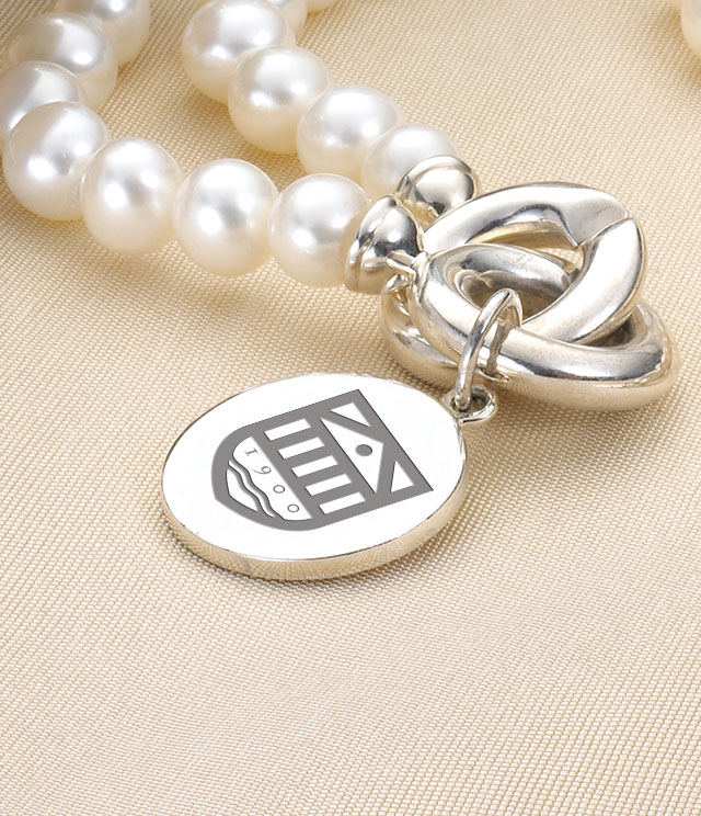 Tuck School of Business Jewelry for Women - Sterling Silver Charms, Bracelets, Necklaces. Personalized Engraving.