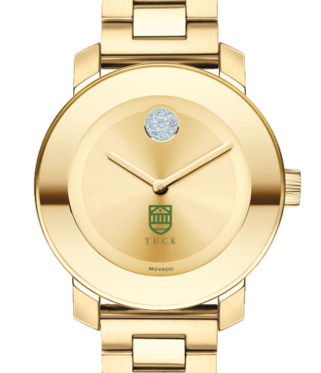 Tuck School of Business Women's Watches. TAG Heuer, MOVADO, M.LaHart