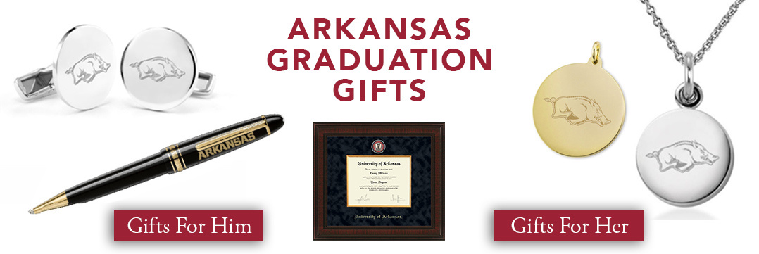 Arkansas Graduation Gifts for Her and for Him