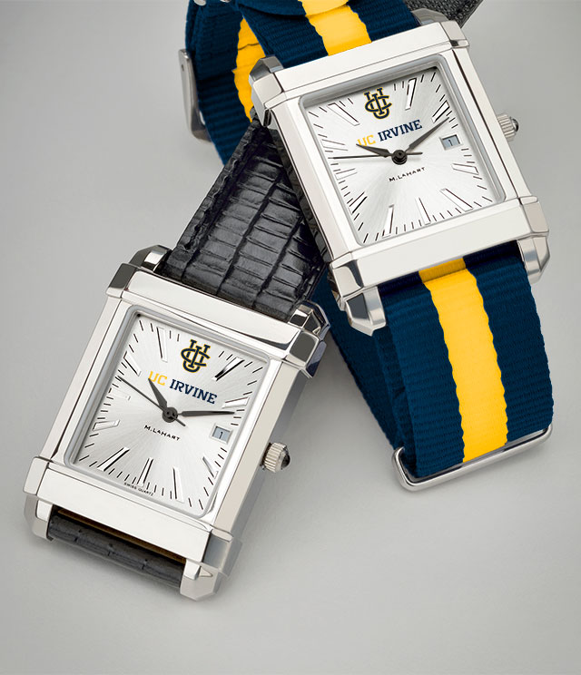 UC Irvine Men's Watches. TAG Heuer, MOVADO, M.LaHart