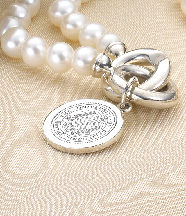 UC Irvine Jewelry for Women - Sterling Silver Charms, Bracelets, Necklaces. Personalized Engraving.