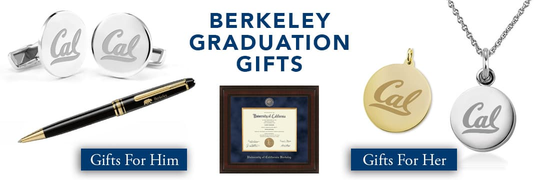 Berkeley Graduation Gifts for Her and for Him