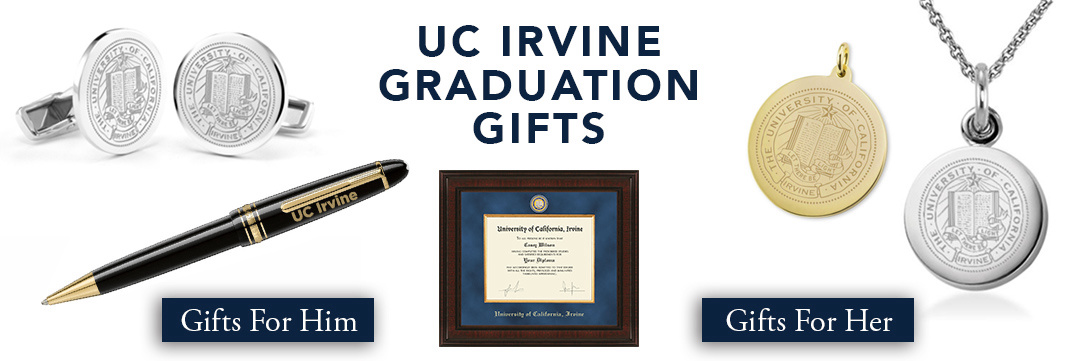 UC Irvine Graduation Gifts for Her and for Him