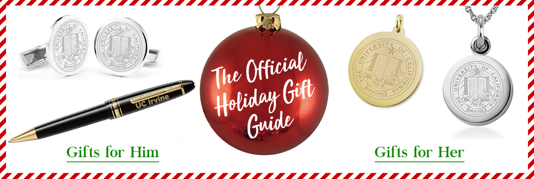 The Official Holiday Gift Guide for UC Irvine