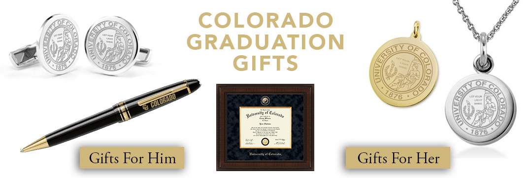 Colorado Graduation Gifts for Her and for Him