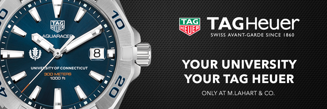 UConn TAG Heuer Watches - Only at M.LaHart