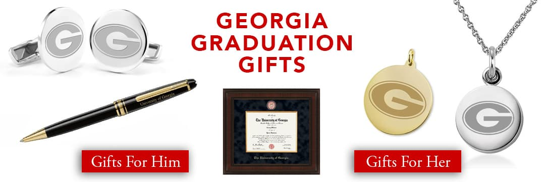 Georgia Graduation Gifts for Her and for Him
