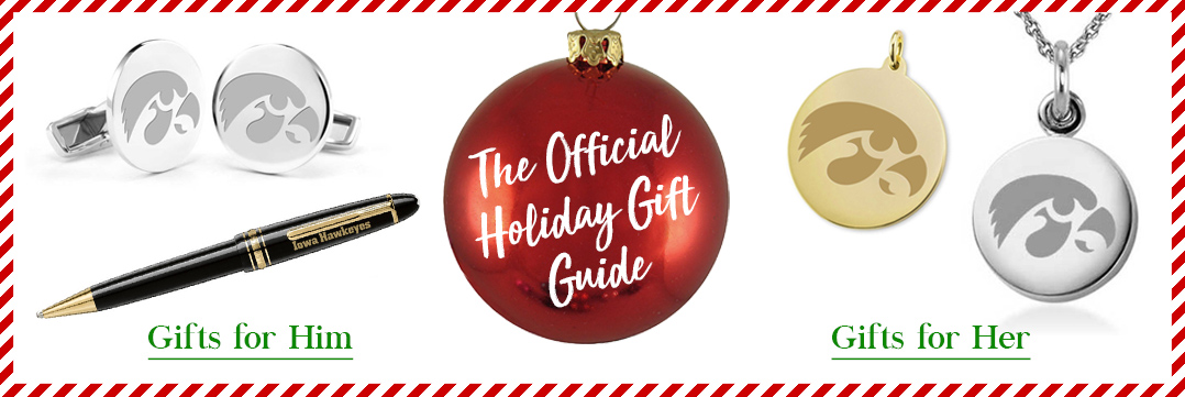 The Official Holiday Gift Guide for Iowa