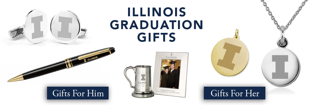 Illinois Graduation Gifts for Her and for Him
