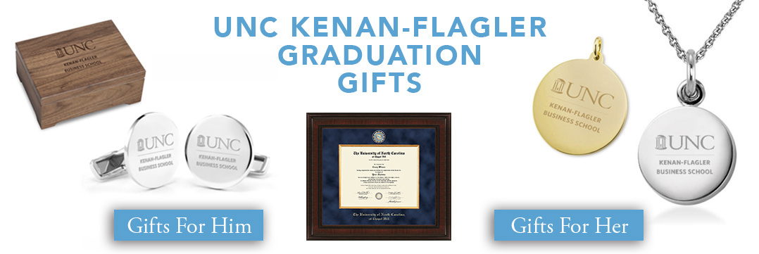 UNC Kenan-Flagler Graduation Gifts for Her and for Him