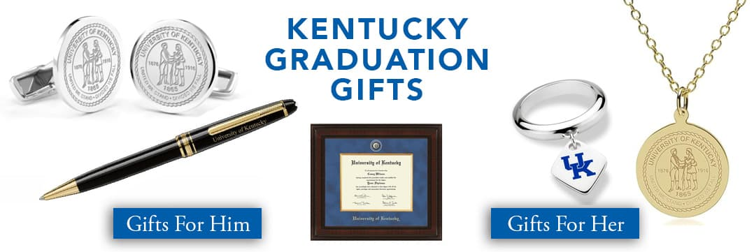 Kentucky Graduation Gifts for Her and for Him